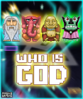 Who is God game cover
